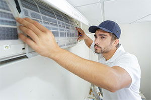 AC repair by Alliance Heating and AC