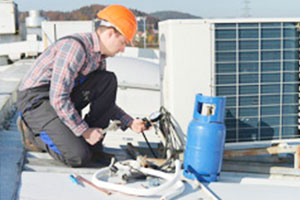 AC maintenance by Alliance Heating and AC